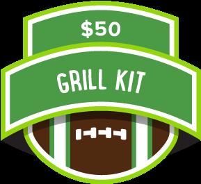 $50 Grill Kit